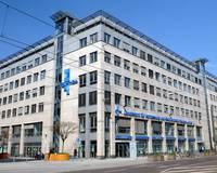 Gebäude des LVermGeo Standort Magdeburg
