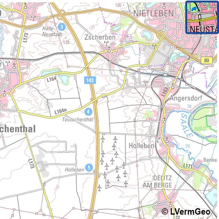 Topographische Karte Deutschland Kostenlos.Topographische Landeskartenwerke