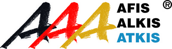 Wortbildmarke ATKIS