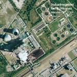DOP20 Industriegebiet Schkopau