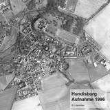 Katasterbildflug 1996 Hundisburg