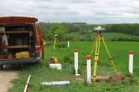 GNSS-Systemprüfungspunkte