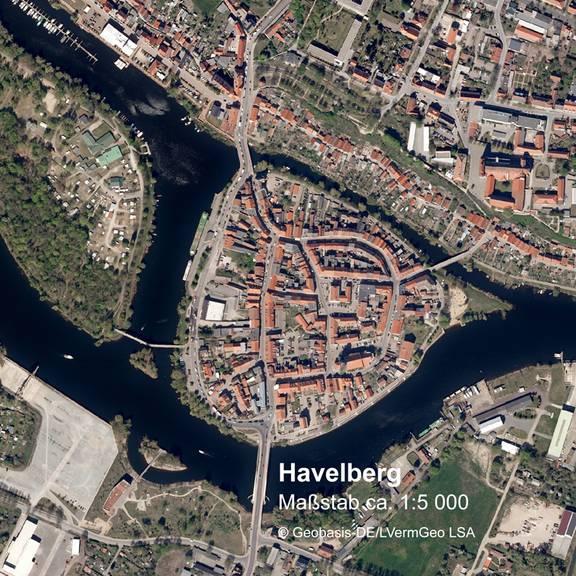 DOP20 Havelberg