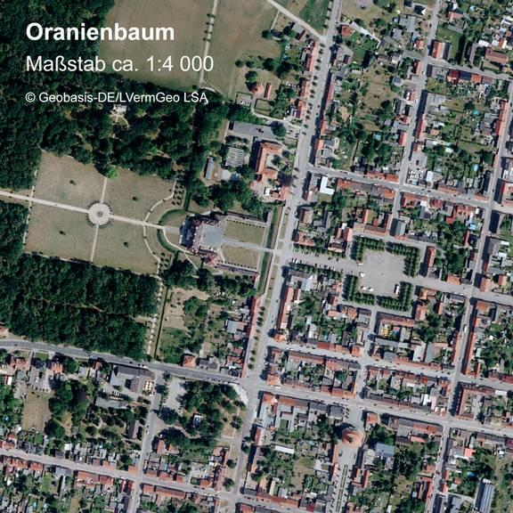 DOP20 Schloss Oranienbaum