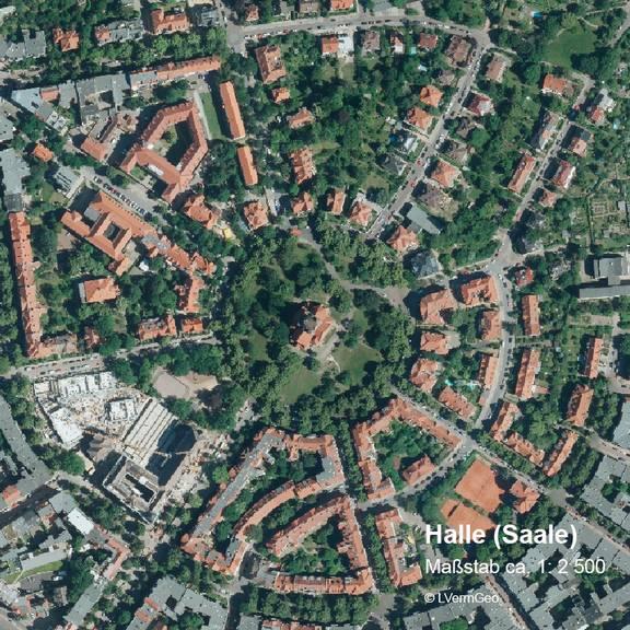 DOP20 Halle (Saale)