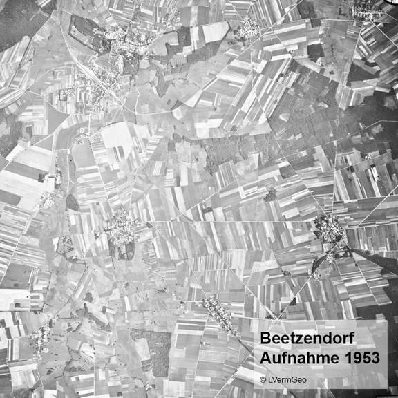 Allierte (sowjetische Stellen) 1953 Beetzendorf