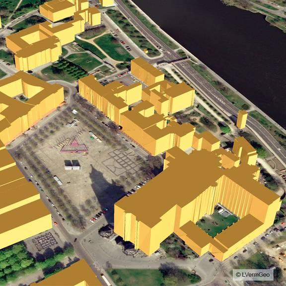 LoD1 Magdeburg