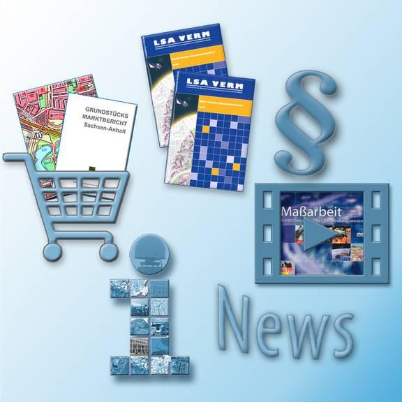 Geoshop und Publikationen
